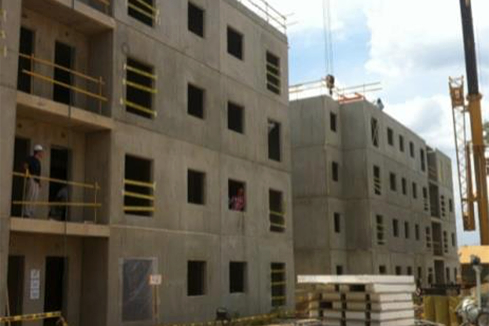 TURN-KEY PROJECT FOR PRECAST PLANT FOR THE CONSTRUCTION OF RESIDENTIAL HOUSING UNITS