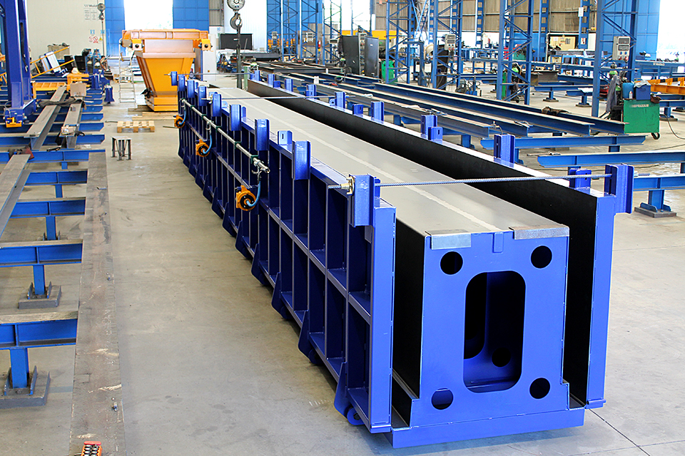 MODULAR MOULD SYSTEM FOR BOX CULVERTS