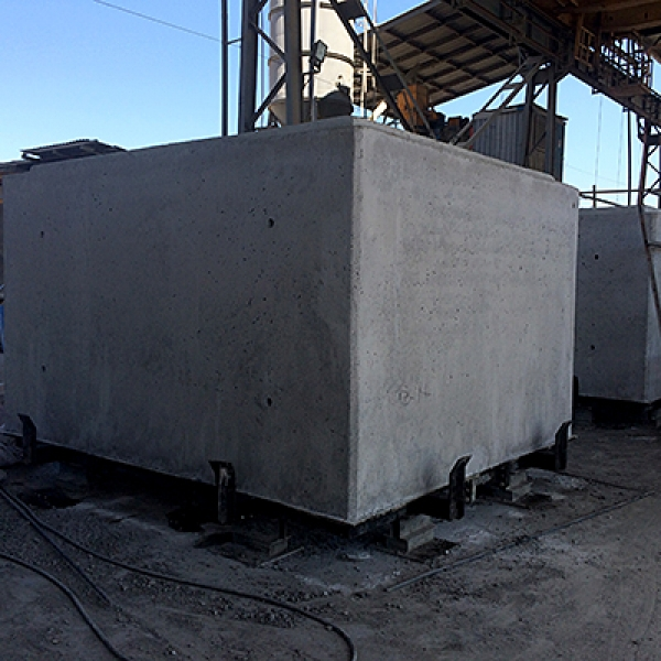 MT20 FOR PRECAST DRY-CAST BOX CULVERTS