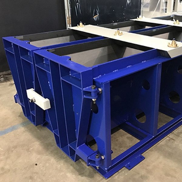 MOULDS FOR NEW JERSEY BARRIER